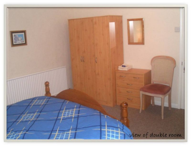 Double Room Amenities