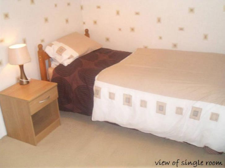 Single room image